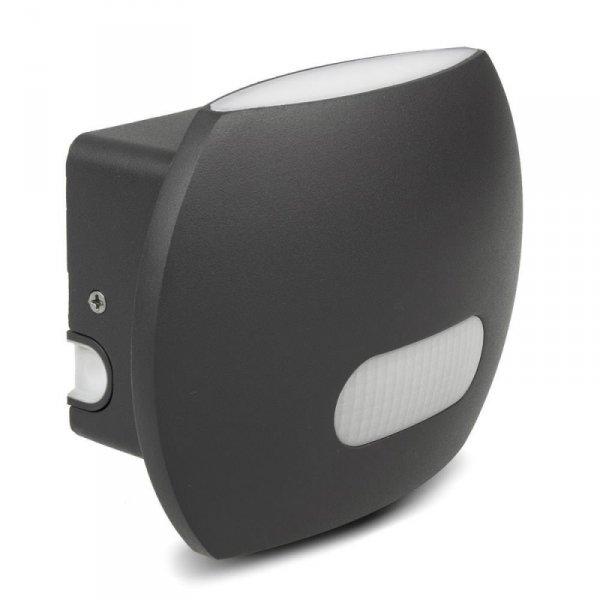 Lampa LED ścienna z czujnikiem PIR Maclean MCE366