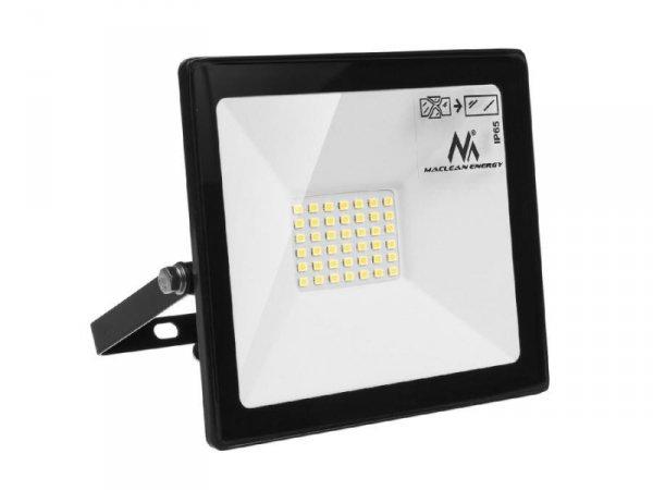 Naświetlacz LED Maclean Energy MCE530 CW slim Cold White