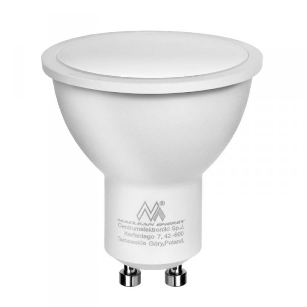 Żarówka LED Maclean GU10 5W MCE435 NW neutralna biała