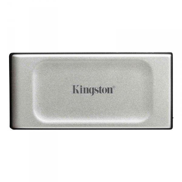 Kingston dysk SSD 1TB USB 3.2 Gen2.2 srebrny