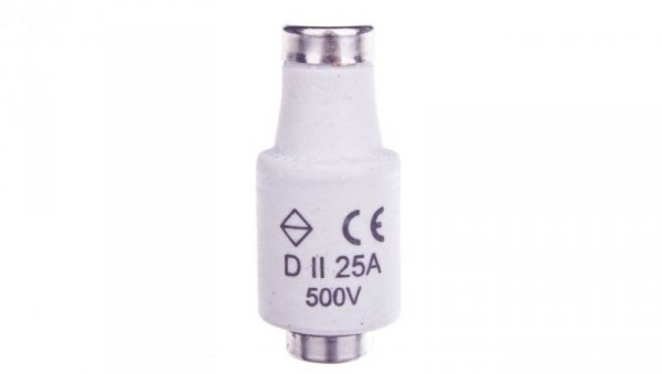 Wkładka bezpiecznikowa BiWtz 25A DII gF 500V LE27F25
