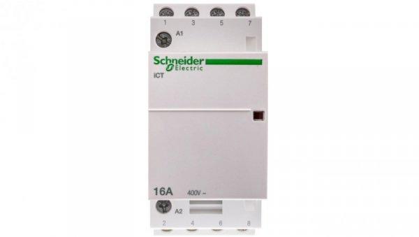 Stycznik modułowy 16A 4Z 0R 230V AC iCT A9C22814