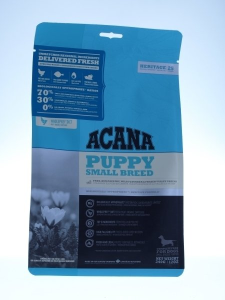 ACANA PIES 340g ADULT SMALL BREED