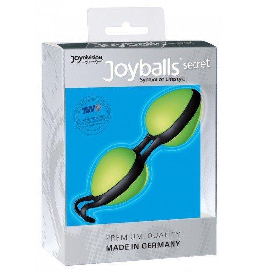 Joyballs Secret (zieleń/czerń)