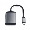 Satechi UHS-II Micro/SD Card Reader USB-C Space Gray