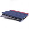 KMP Etui do MacBook Pro 13 & iPad Pro 12,9 - Blue/Pink (niebieski/różówy)