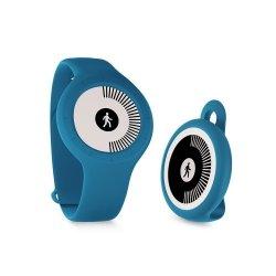 NOKIA Go - monitor aktywności fizycznej i snu z wyświetlaczem E Ink (niebieski)