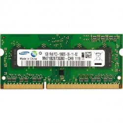 Pamięć RAM 1GB Samsung SO-DIMM DDR3 1333MHz CL9