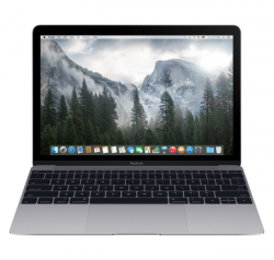 MacBook 12 Retina i7-7Y75/8GB/256GB/HD Graphics 615/macOS Sierra/Space Gray