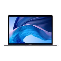 MacBook Air Retina z Touch ID i5 1.6GHz / 8GB / 128GB SSD / UHD Graphics 617 / macOS / Space Gray - klawiatura US