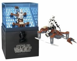Dron PROPEL  STAR WARS 74-Z Speeder Biker