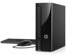 HP Slimline 260-a114nw Intel Celeron J3060/8GB/1TB/DVDRW/Intel HD/Win10