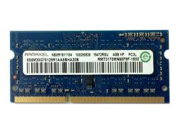 Pamięć RAM 4GB Ramaxel SO-DIMM DDR3 1600MHz PC3-12800 CL11