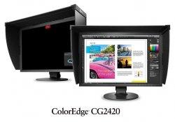 Monitor EIZO ColorEdge CG2420 LCD 24,1 zintegrowany kalibrator, AdobeRGB, 1920x1200, czarny