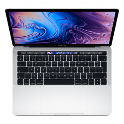 MacBook Pro 13 Retina Touch Bar i7 1,7GHz / 16GB / 2TB SSD / Iris Plus Graphics 645 / macOS / Silver (2019)