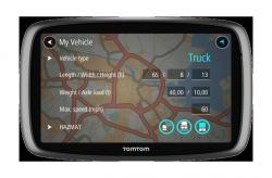 TomTom Trucker 5000 5 Europa (dożywotnia aktualizacja)