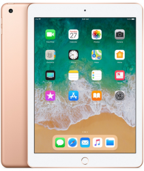 Nowy iPad 9,7 128GB Wi-Fi Gold