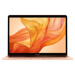 MacBook Air Retina True Tone z Touch ID i5 1.6GHz / 16GB / 128GB SSD / UHD Graphics 617 / macOS / Gold (2019)