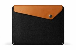 Mujjo - etui ochronne Sleeve dla MacBook Pro Retina 15 (wersja brązowa)