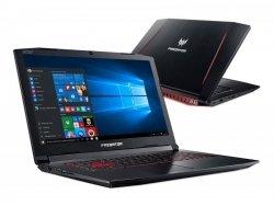 Acer Helios 300 17.3 i5-7300HQ/8GB/512GB SSD + 1TB/Win10 GTX1050Ti FHD
