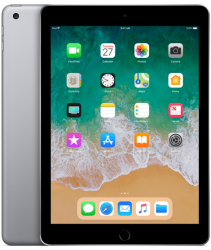 Apple iPad 6-gen 9,7 32GB Wi-Fi Space Gray