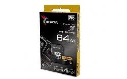 Karta ADATA Premier One MicroSDXC 64 GB Class 10 UHS-II/U3
