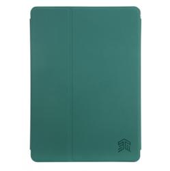 STM Studio - obudowa ochronna z klapką do iPad 9.7 2017/Pro 9.7/Air 1/2 (ciemno zielona)