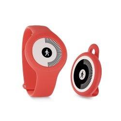 NOKIA Go - monitor aktywności fizycznej i snu z wyświetlaczem E Ink (czerwony)
