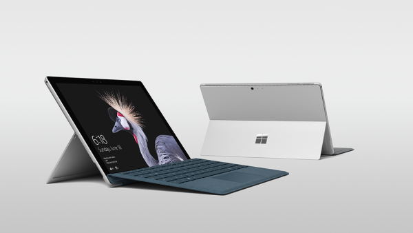 Microsoft Surface Pro i5-7300U/8GB/256GB/Win10 Pro LTE Business