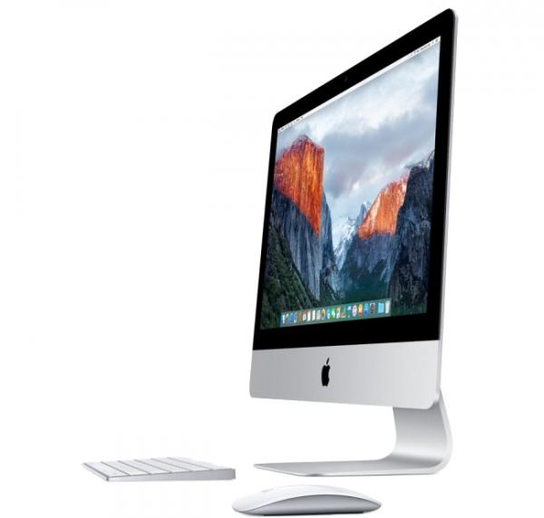 "iMac 21,5"" Retina 4K i5-7400/8GB/1TB Fusion/Radeon Pro 555 2GB/macOS Sierra"