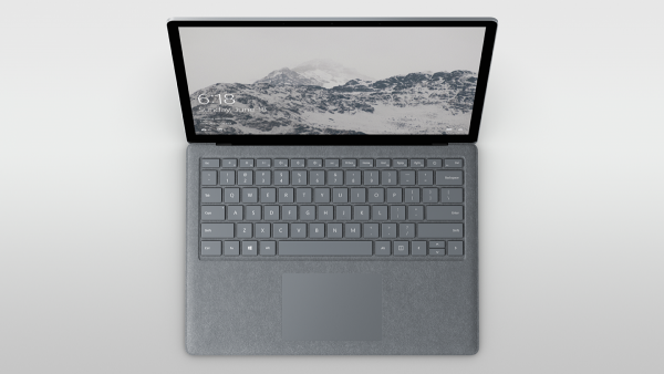 Microsoft Surface Laptop i7-7660U/8GB/256GB SSD/Windows 10S Srebrny