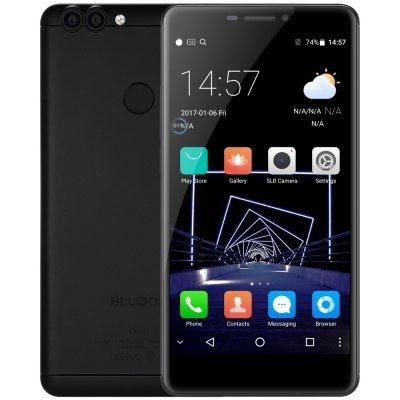 Smartfon Bluboo Dual 2GB 16GB 5.5 (czarny) POLSKA DYSTRYBUCJA