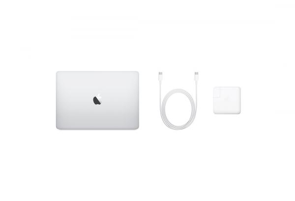 MacBook Pro 13 Retina TrueTone TouchBar i7-8559U/16GB/256GB SSD/Iris Plus Graphics 655/macOS High Sierra/Silver