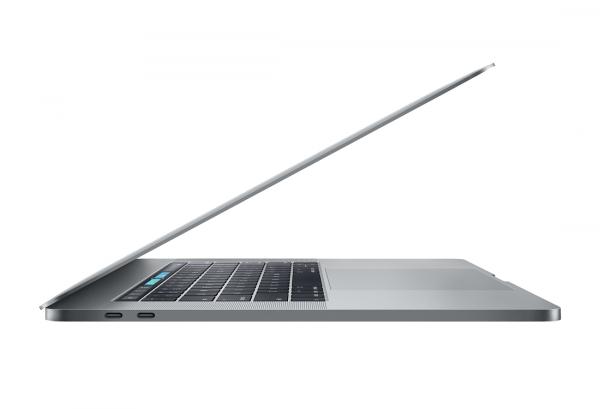 MacBook Pro 15 Retina TrueTone TouchBar i7-8750H/16GB/512GB SSD/Radeon Pro 560X 4GB/macOS High Sierra/Space Gray