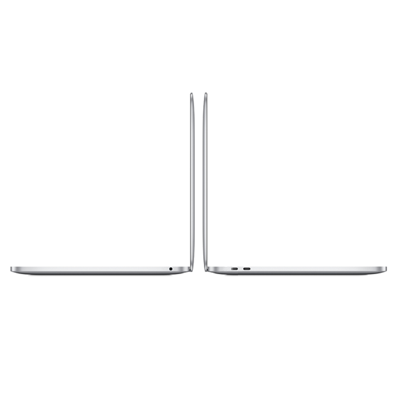 MacBook Pro 13 Retina Touch Bar i5 1,4GHz / 16GB / 256GB SSD / Iris Plus Graphics 645 / macOS / Silver (2019)