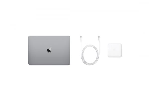 MacBook Pro 15 Retina TrueTone TouchBar i7-8750H/16GB/1TB SSD/Radeon Pro 555X 4GB/macOS High Sierra/Space Gray