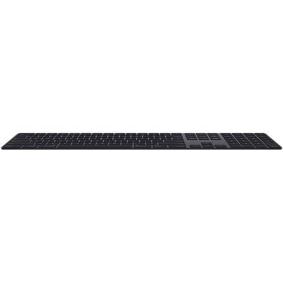 Klawiatura Apple Magic Keyboard z polem numerycznym Space Gray (gwiezdna szarość)