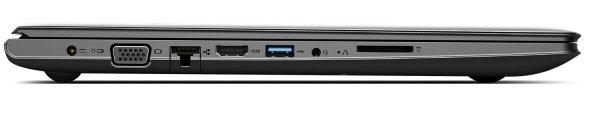 Lenovo Ideapad 310-15 i3-6100U/4GB/240GB/DVD-RW/Win10 Srebrny