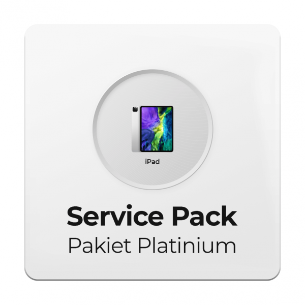 Service Pack - Pakiet Platinium 3Y do Apple iPad