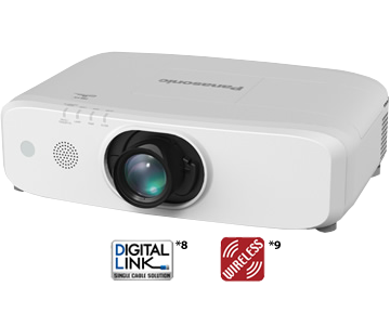 Projektor Panasonic PT-EW650 WXGA 3LCD HDMI 5800AL