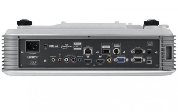 Projektor OPTOMA W320USTi DLP Full 3D WXGA interaktywny 4000ANSI Short Throw