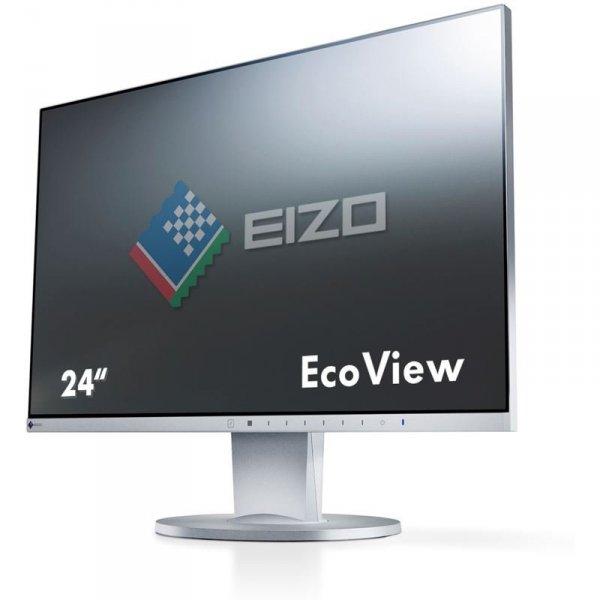 EIZO FlexScan EV2450 24 Szary IPS FullHD HDMI DisplayPort