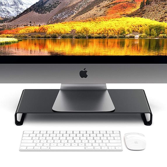 Satechi Aluminium iMac & Monitor Stand Black