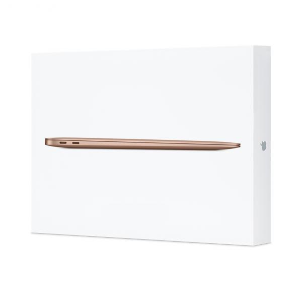 MacBook Air Retina i3 1,1GHz  / 16GB / 256GB SSD / Iris Plus Graphics / macOS / Gold (złoty) 2020 - nowy model