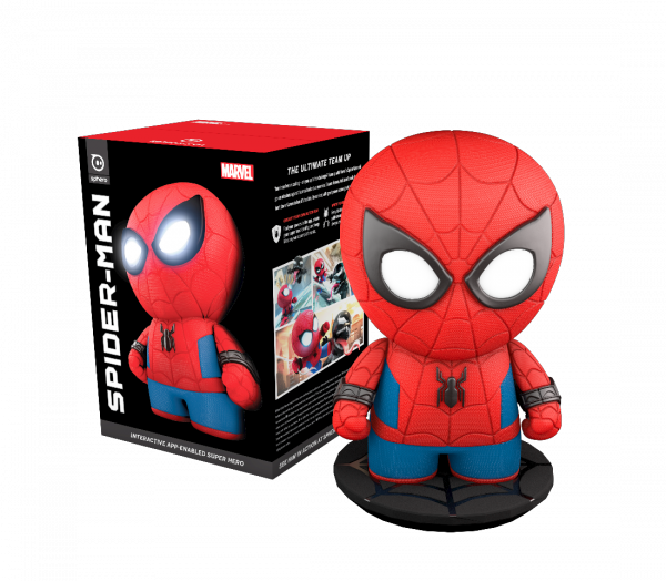 Sphero Spiderman - interaktywna zabawka iOS Android