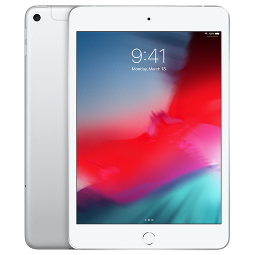 Apple iPad mini 5 256GB Wi-Fi + LTE Silver (2019)