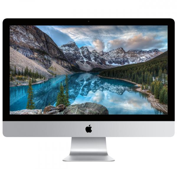 "iMac 27"" Retina 5K i5-7600/64GB/2TB Fusion/Radeon Pro 575 4GB/macOS Sierra"