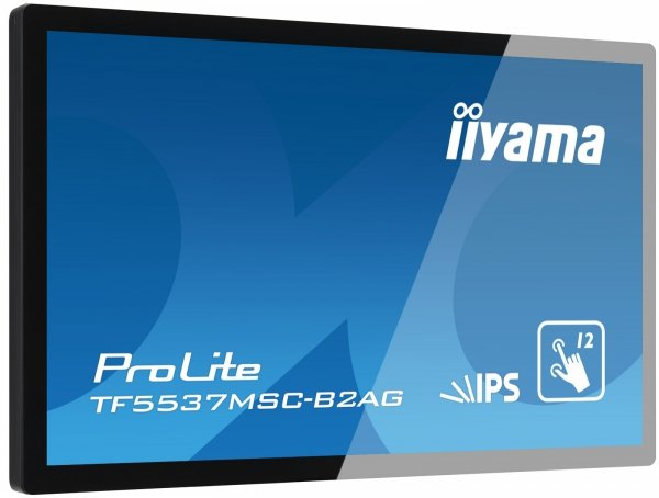 Monitor IIYAMA 55 TF5537MSC-B2AG IPS multi-touch 24/7 IPX1