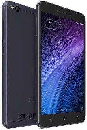Smartfon Xiaomi Redmi 4A 32GB LTE 5 (szary) POLSKA DYSTRYBUCJA