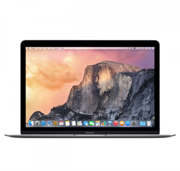MacBook 12 Retina m3-7Y32/8GB/256GB/HD Graphics 615/macOS Sierra/Space Gray